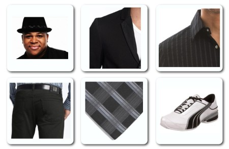Outfit selections for Michael Lynch