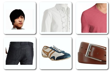 Outfit for John Park