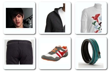 Outfit for Alex Lambert