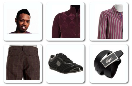 Outfit for Jermaine Sellers