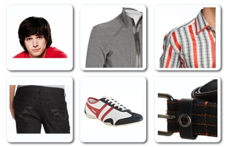 Outfit for Tim Urban