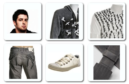 Outfit for Lee Dewyze