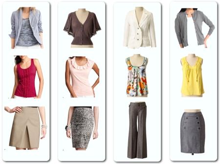 Client A - Outfits Set 2