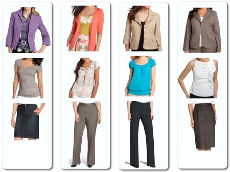 Client B - Outfit Set 1