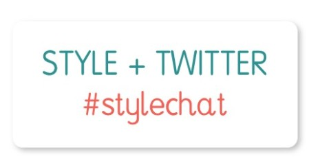 Twitter #stylechat
