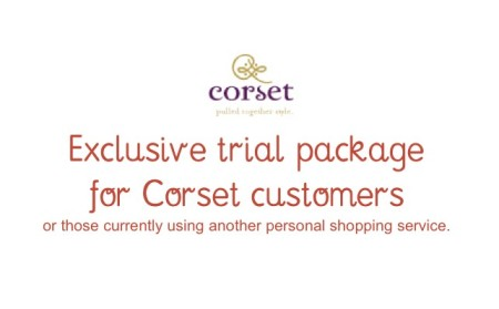 Exclusive Trial Package for Corset Customers