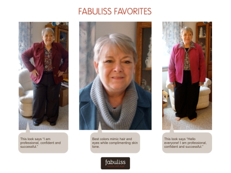 Fabuliss Favorites of Client Mary